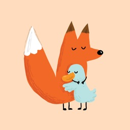Fox &  Duck by The Catbears