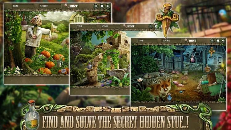 Hidden Object : Secret Seekers - Find Hidden clue solve the secret mystery