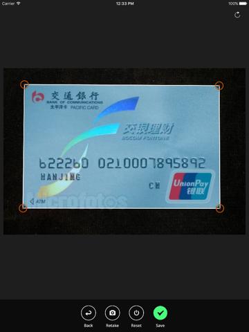 Screenshot #6 pour Card Mate Pro