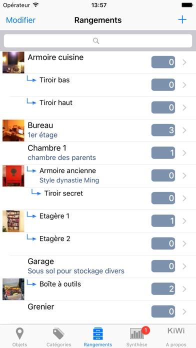 download iRangement apps 4