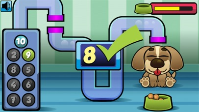 Feed Poochy Addition and Subtraction Game screenshot four
