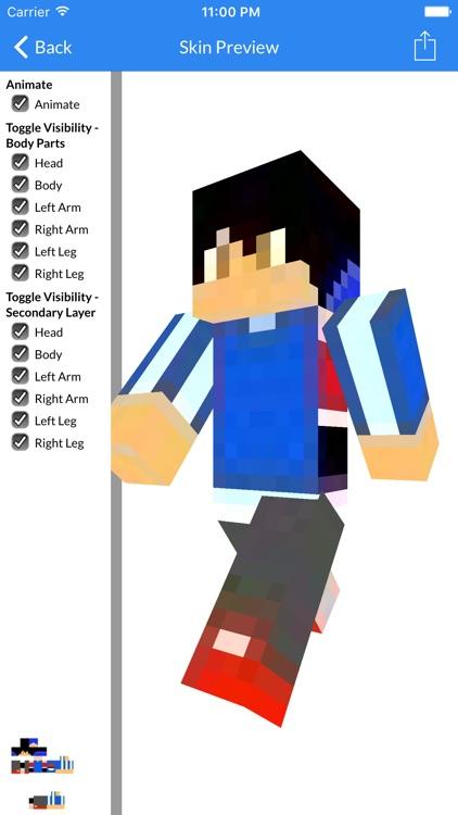 Poke Skins For Minecraft PE - Best Pixelmon for MCPE screenshot-4
