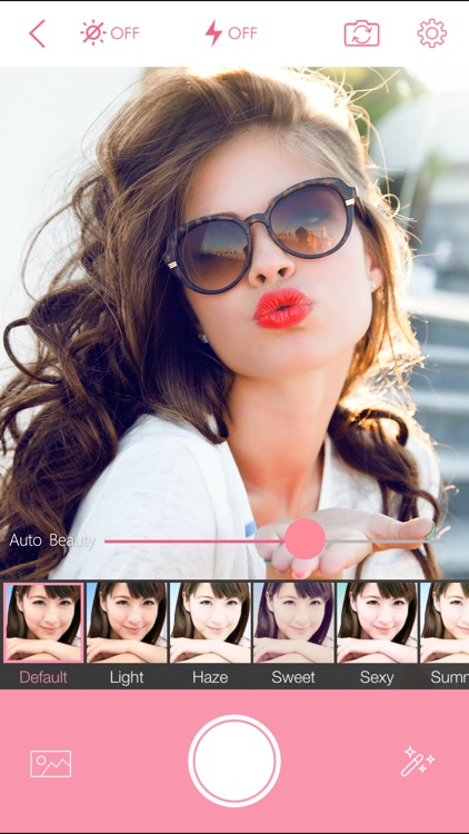 InstaBeauty -Camera&Photo Editor&Pic Collage Maker screenshot-4