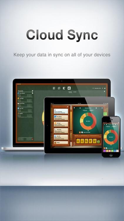 Checkbook HD Lite - Personal Finance screenshot-3