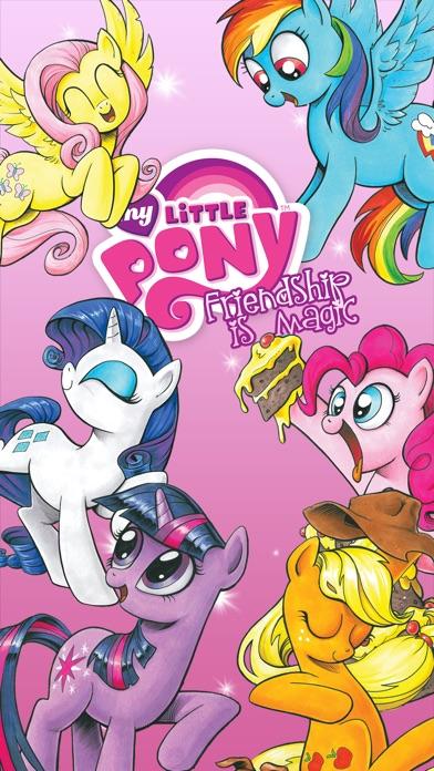 download My Little Pony Comics apps 1