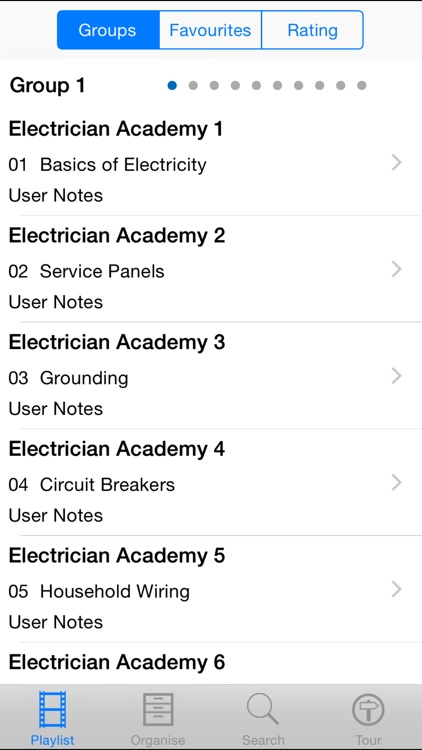 Electrician Academy screenshot-1