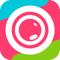 App Icon for PicCam- Photo Editor & FX Editor & Frame Maker FREE App in Denmark IOS App Store