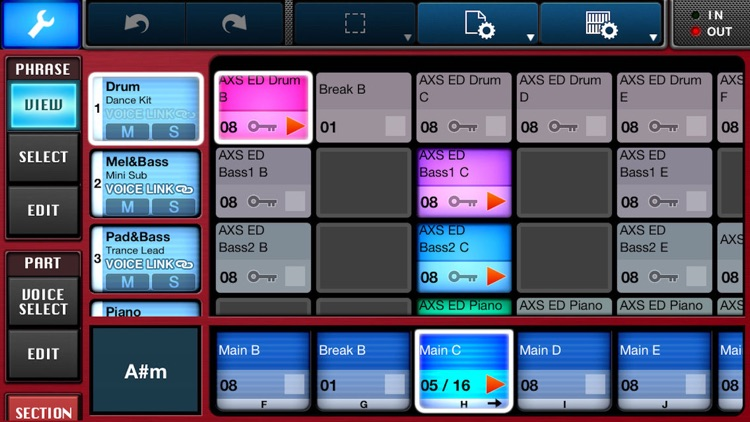 Mobile Music Sequencer - US screenshot-0