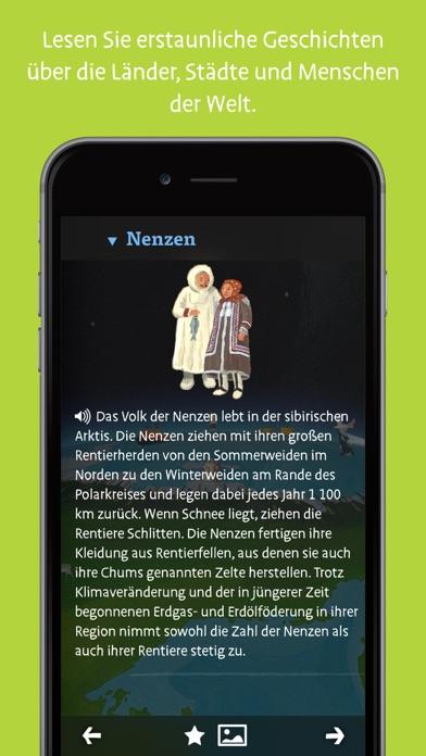 Screenshot for Barefoot Weltatlas in Austria App Store