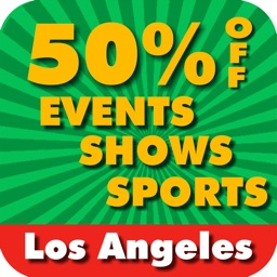 50% Off Los Angeles & Hollywood California Events, Shows & Sports Guide by Wonderiffic ®