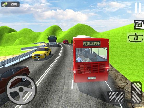 City Coach Bus Driver Simulator 2016 – Offroad Bus Hill Climbing Adventure-ipad-2