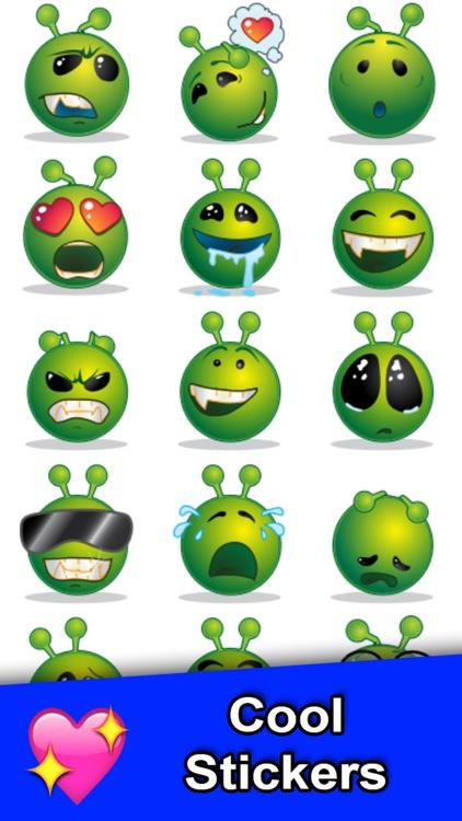 Emoji 3 PRO - Color Messages - New Emojis Emojis Sticker for SMS, Facebook, Twitter screenshot-3