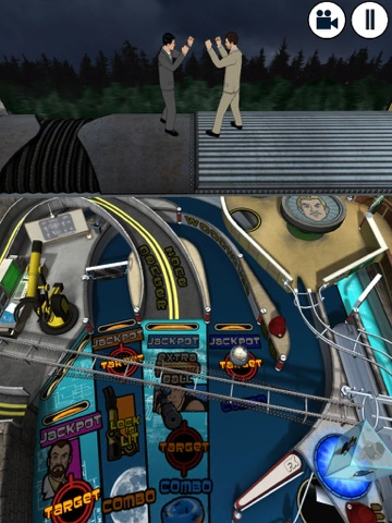Archer Pinball Screenshots
