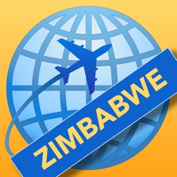 Zimbabwe Travelmapp