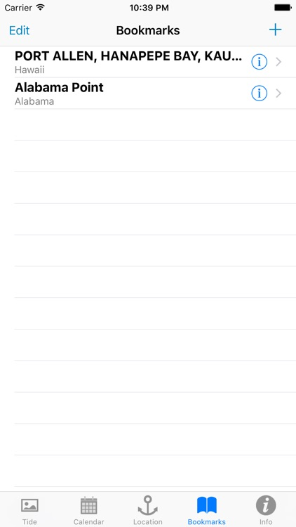 Tide Chart USA Free screenshot-3