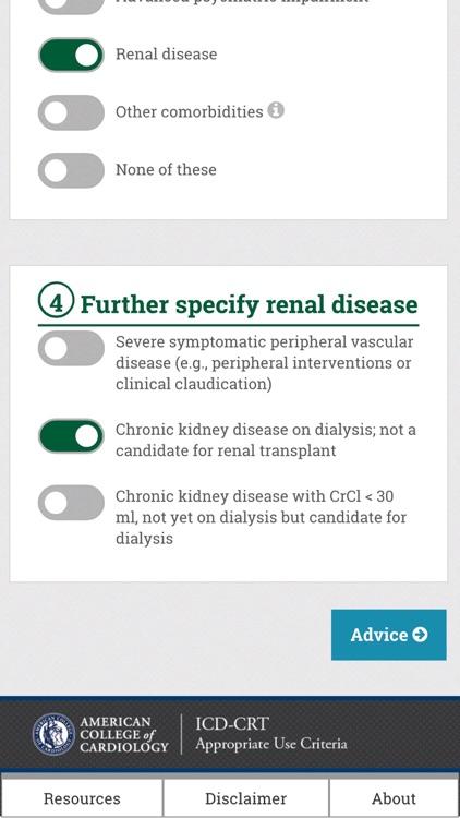 ICD-CRT Appropriate Use screenshot-4