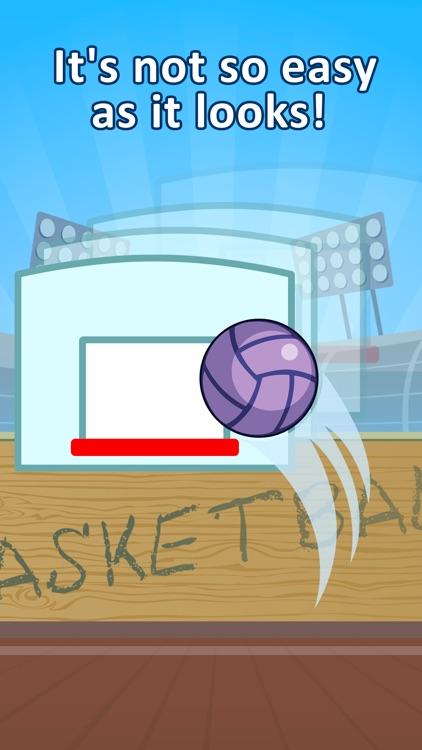 Basketball Shooting Hoops Simulator Free screenshot-4