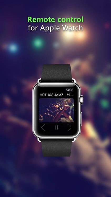 Radio Hip Hop - the top internet radio stations 24/7 screenshot-3