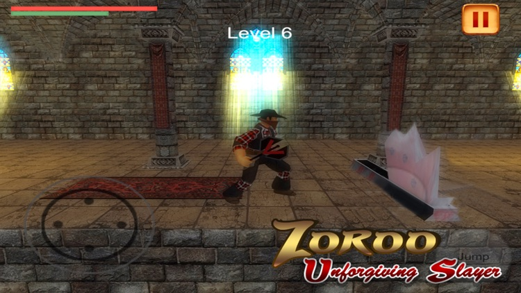 Zoroo UnForgiving Slayer -  The Prince Of Egypt 3D screenshot-3