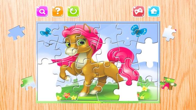 Ponny tecknad sex