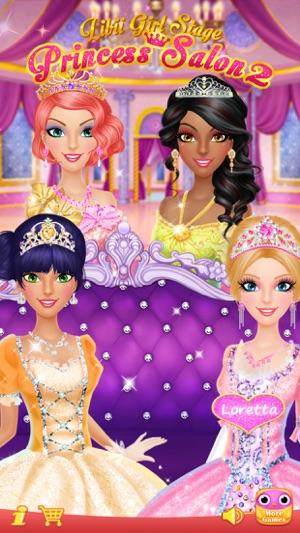 Princess salon 2 makeup dressup spa and makeover girls screenshots solutioingenieria Choice Image