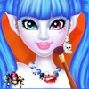 A Monster Super Girl:Princess Hair Salon & Makeover Games
