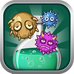 Virus Pop Smash Free - a cute popular matching puzzle game
