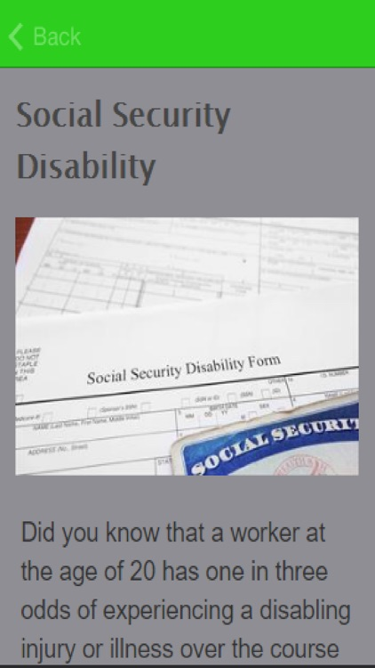 How To Apply For Disability