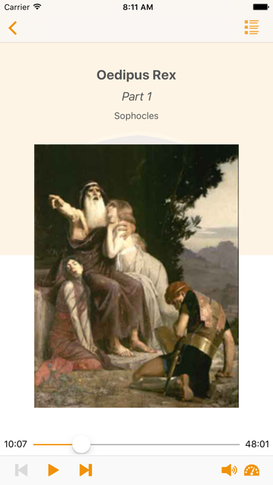 Oedipus Rex Sophocles review screenshots