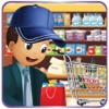 Supermarket boy food shopping - A crazy market cleanup & grocery shop game