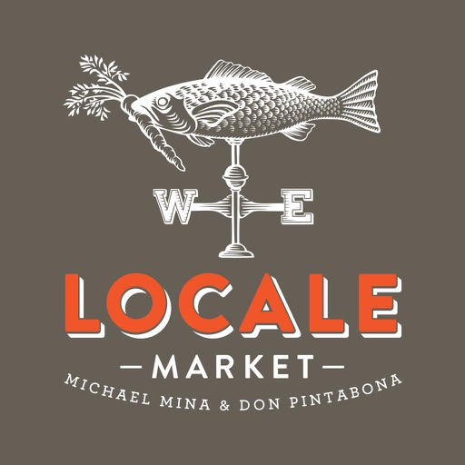 Locale Market To Go icon