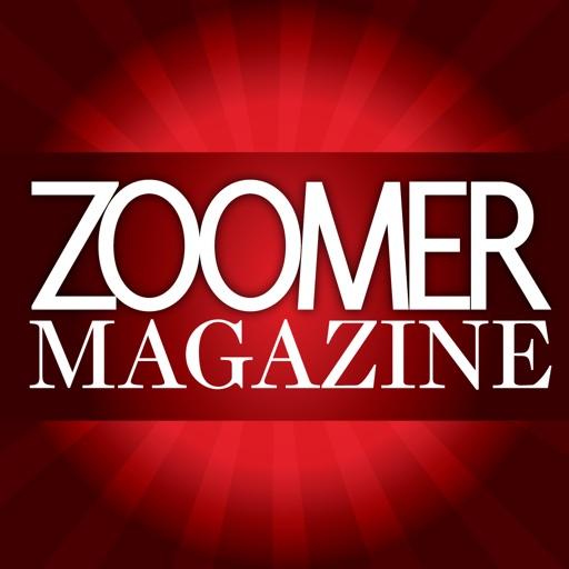 ZOOMER Magazine icon