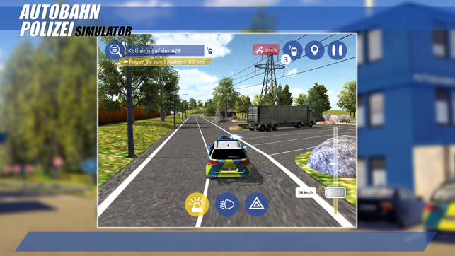 autobahnpolizei simulator ios