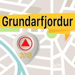 Grundarfjordur Offline Map Navigator and Guide