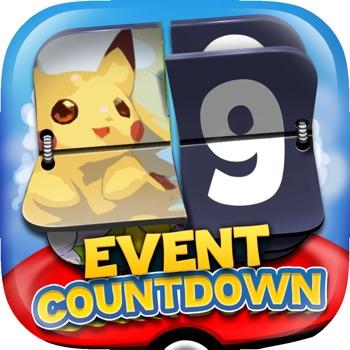 """Event Countdown Manga Pro - """"for Pokemon Monster"""""""