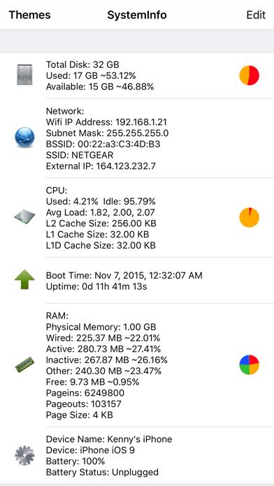 System Information | App Price Drops