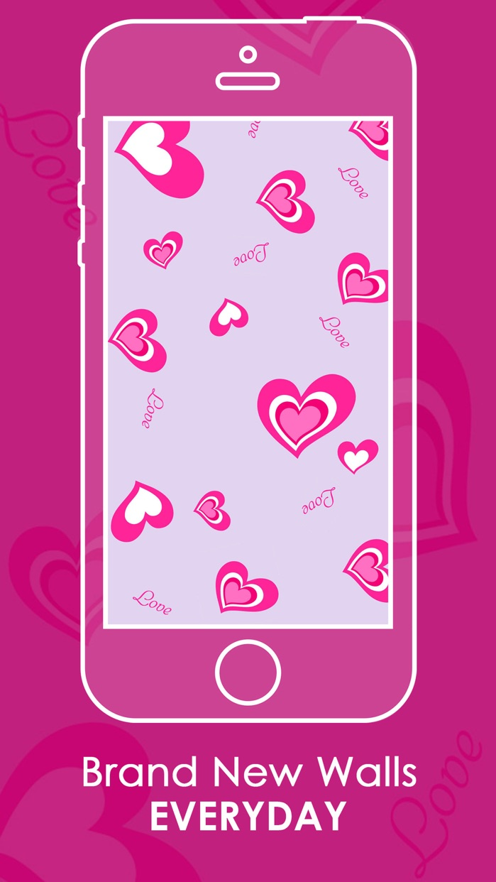 Girly Wallpapers | Best Pink 1000+ Backgrounds Screenshot