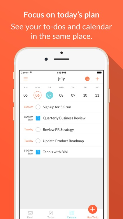 Handle: GTD To-do List and Calendar Management screenshot-3
