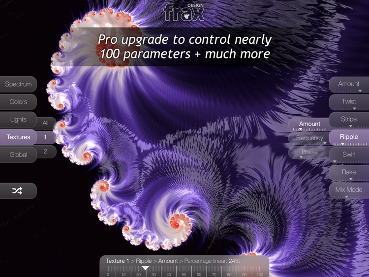 Frax HD - The First Realtime Immersive Fractals screenshot-3
