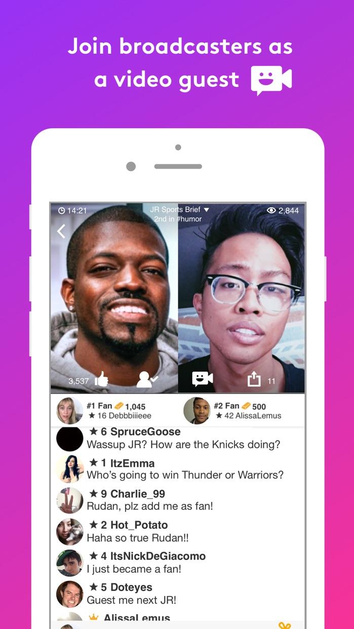 YouNow: Live Stream Video Chat Screenshot