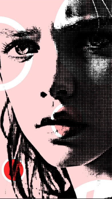 Halftone Art Screenshot