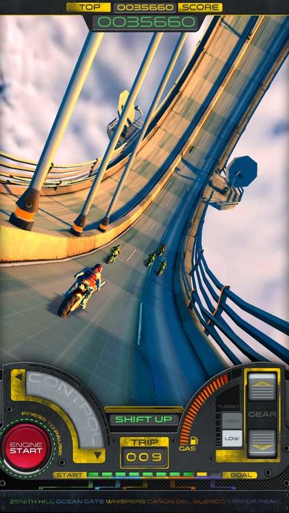 moto RKD dash screenshot-4