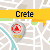 Kreta Offline Map Navigator en Gids