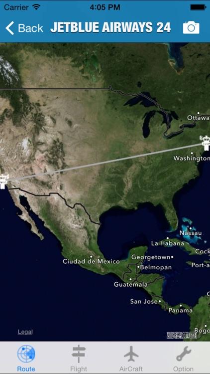 iFlight Free-- Real-time Flight Tracker screenshot-4
