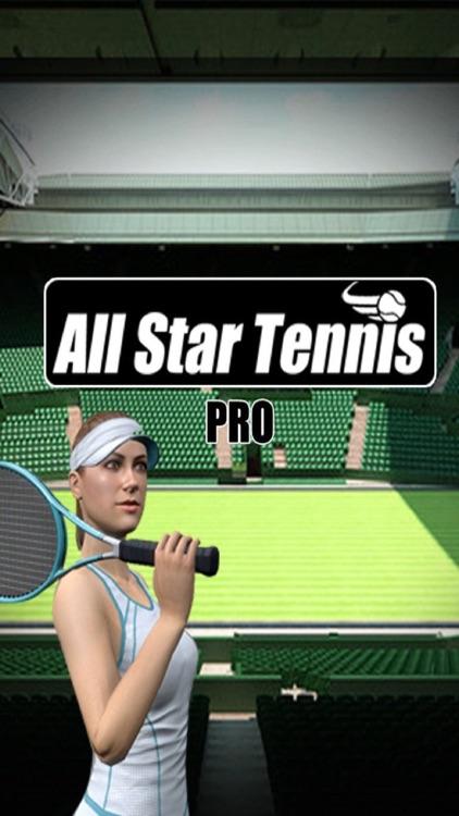 All Star Tennis PRO - 2016 World Championship Ultimate Edition screenshot-3