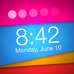Cool Colorized Status Bar Effects & Designs - Colorful Wallpapers and Backgrounds for Home & Lock Screen