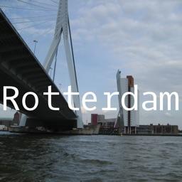 hiRotterdam: Offline Map of Rotterdam