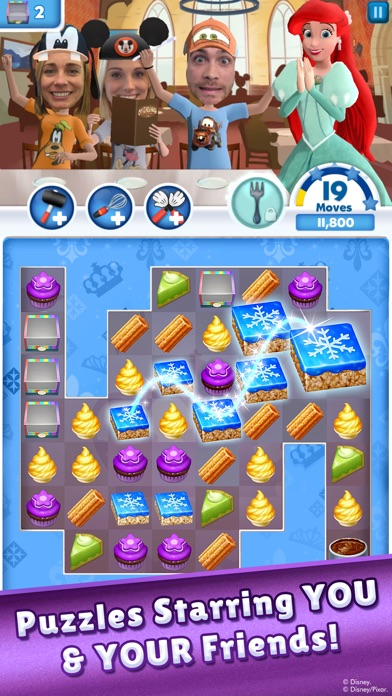 Disney Dream Treats screenshot two