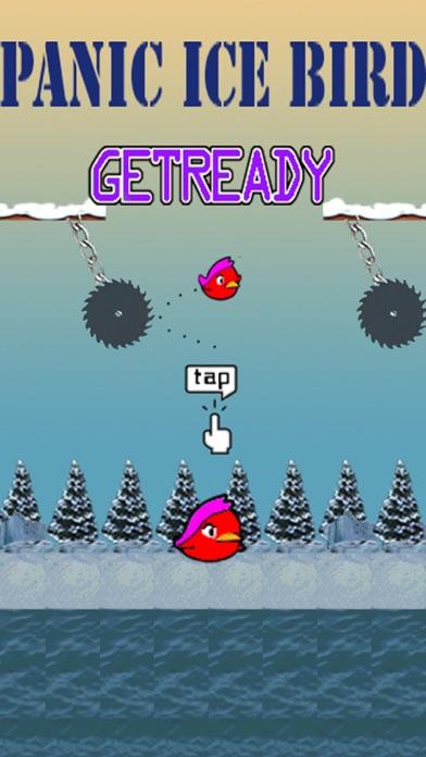 Panic Ice Bird screenshot one