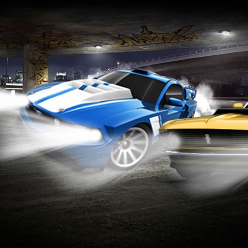 Cars In A blazing Combat - A Hypnotic Game Of Speed